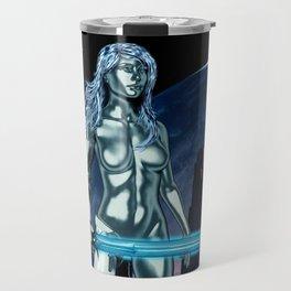 SPACE WARRIOR Travel Mug