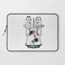 Diesel Induction Stroke Laptop Sleeve