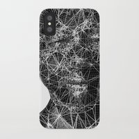 mandela iPhone & iPod Cases featuring Mandela by PandaGunda