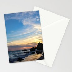 Painted Skies Stationery Cards