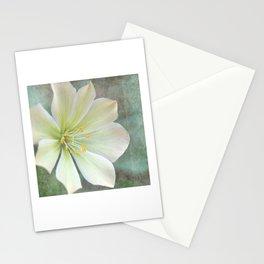 Large Flower. Stationery Cards