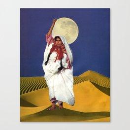 Scheherazade Rising Canvas Print