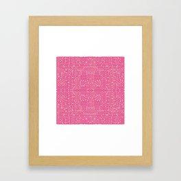Symmetry 1 Framed Art Print