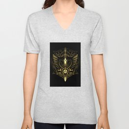 Triforce The True Heroes Unisex V-Neck