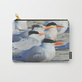 Elegant Terns Carry-All Pouch