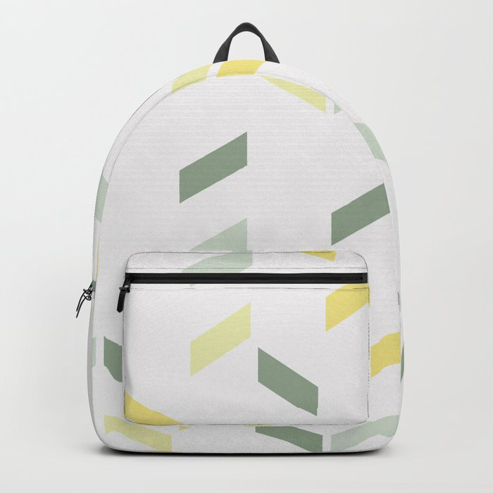 Geometric Confetti (Tropical Party) Backpack