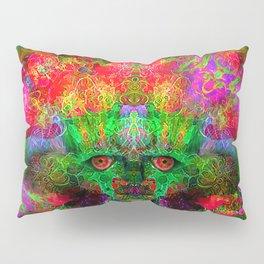 The Flower King Pillow Sham