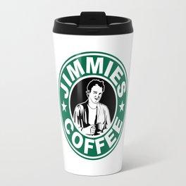 Jimmie's Coffee Travel Mug