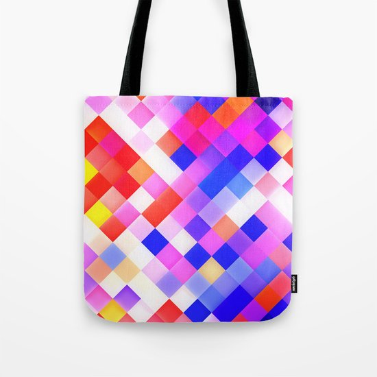 yellow pattern 4 Tote Bag