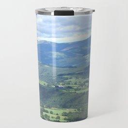 Wales Landscape 26 on the way home Travel Mug
