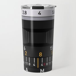 Canon 50mm Travel Mug