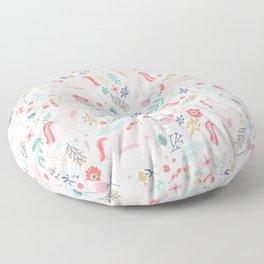 Unicorn Fields Floor Pillow
