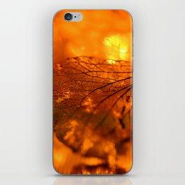 Amber Death iPhone Skin