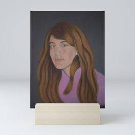 Monica Mini Art Print