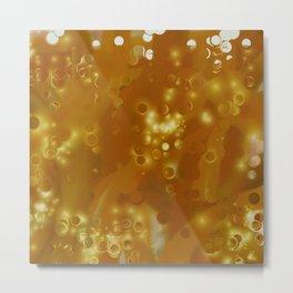 The Circumstance of a Giraffe Metal Print