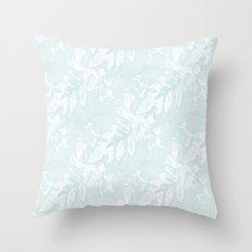 Breath of Fresh Air Throw Pillow