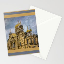 Church of the Assumption of the Blessed Virgin Mary - St. Petersburg Stationery Cards
