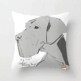 OPD Big Mav Throw Pillow