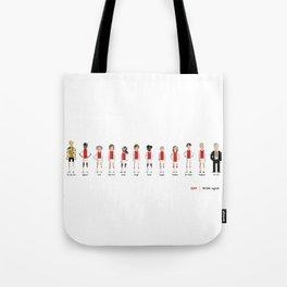 Ajax - All-time squad Tote Bag