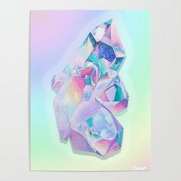 Aura Quartz Poster