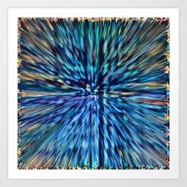 Inward Art Print