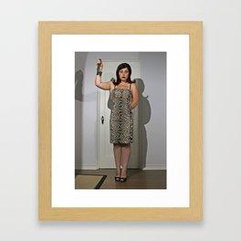 Horror Business  Framed Art Print