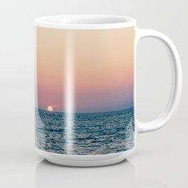Dreamy Pastel Cape May Sunset Coffee Mug