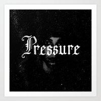 cabin pressure Art Prints featuring Pressure by Josh LaFayette