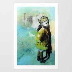 Principito Art Print