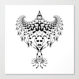 Tribal Eagle Canvas Print