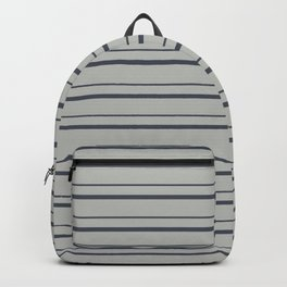 Benjamin Moore 2019 Trending Color Hale Navy Blue Gray HC-154 on Color of the Year 2019 Metropolitan Backpack
