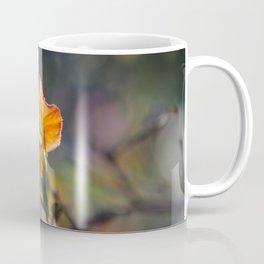 Tiny Orange Bokeh Delight Coffee Mug