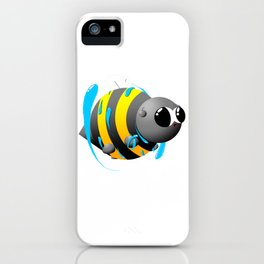 Water magic iPhone Case