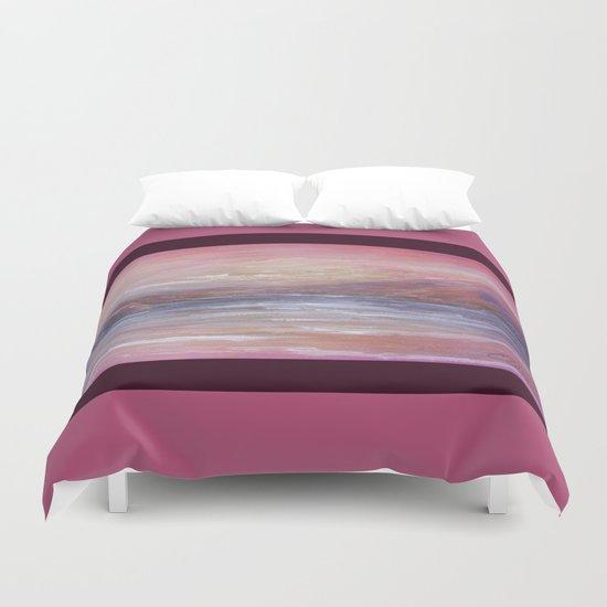 Landscape in Pink MM150601 Duvet Cover