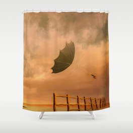 The Great Escape Shower Curtain