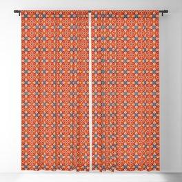 Moroccan Motet Pattern Blackout Curtain