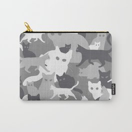 Gray camo with CATS Carry-All Pouch