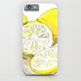 Tart Cutting Board iPhone Case