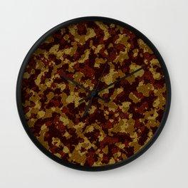 Paint Texture Surface 34 Wall Clock