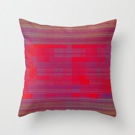 june mood. 4d Throw Pillow