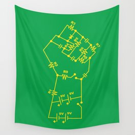 Re-Volt Wall Tapestry