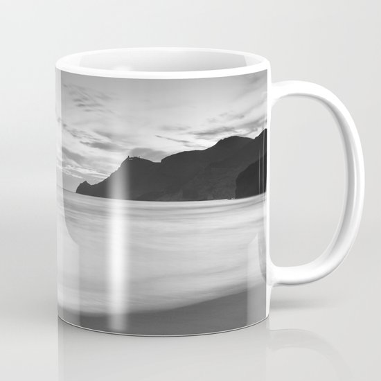 Silver sea. BN Mug