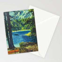 A Quiet Place II Stationery Cards