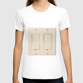 Wall Switch T-shirt