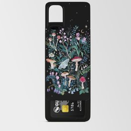 Night Mushrooms Android Card Case