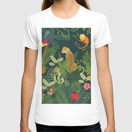 Amazon Jungle T-shirt