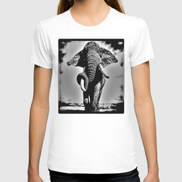 Elephant Models: Boss African Elephant 01-01 T-shirt