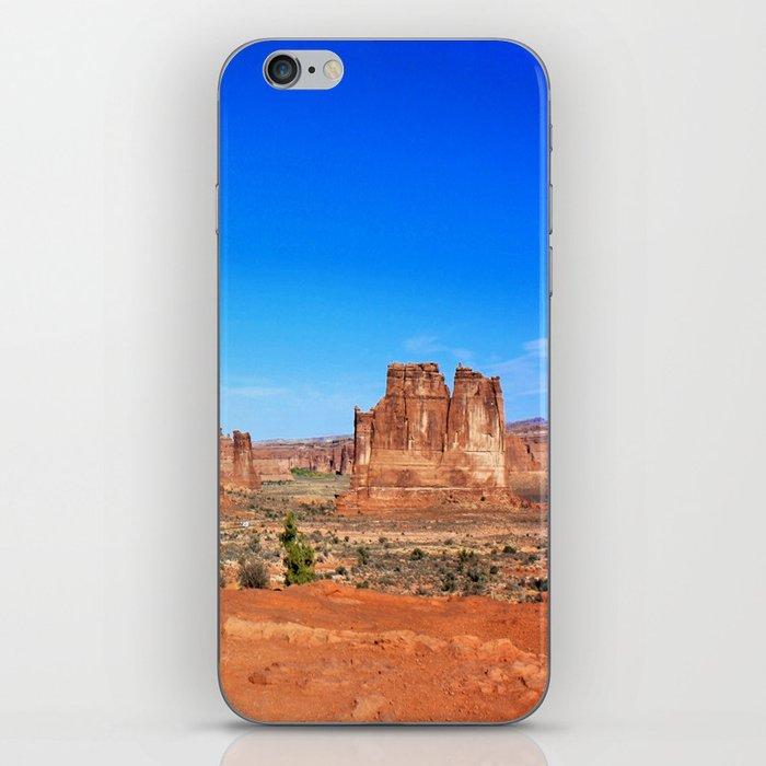 Monument, Utah iPhone Skin