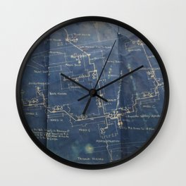 Up to Code Wall Clock