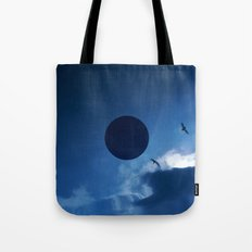float with the tide Tote Bag